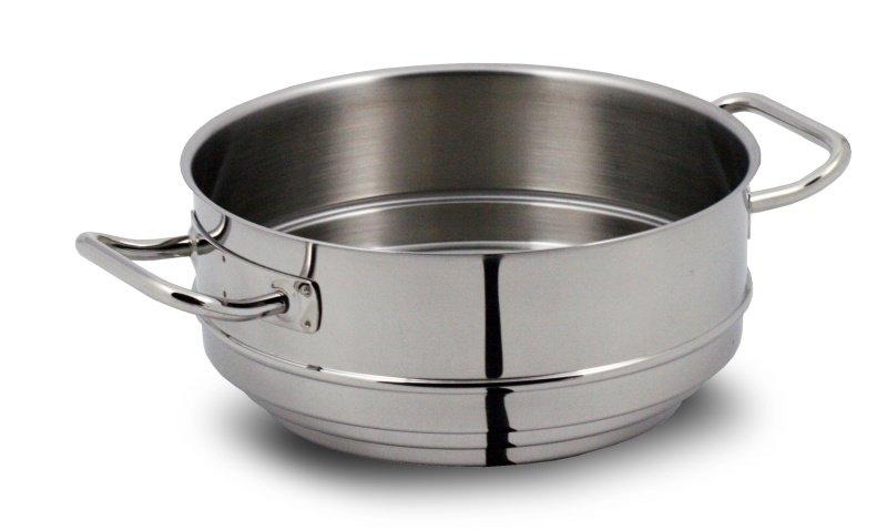 Cacerola vapor inox PROFESIONAL Finita Caramés tienda de